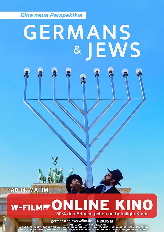Schafstall On Demand - Germans & Jews